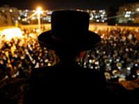 לוויות ההרוגים באסון הר מירון / צילום: Associated Press, Ariel Schalit