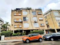 הדירה ברחוב רותר 8 בשכונת נאות רחל בחולון / צילום: אלון משה