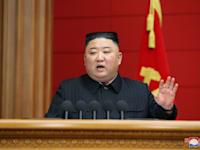 שליט צפון קוריאה קים ג'ונג און / צילום: Reuters, KCNA
