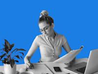 עבודה במשרד / צילום: Shutterstock