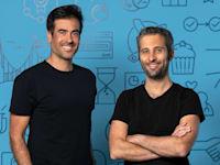 אורון אפק, מייסד ומנכל Vim, ואסף דוד,  מייסד שותף ו-CTO / צילום: אייל טואג