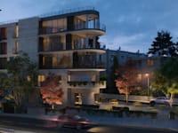 בן מימון 1, רחביה / צילום: Yoma Architects