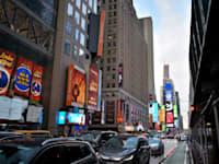 בניין תומסון רויטרס בניו יורק. החוזה מסתיים / צילום: Shutterstock