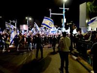 לוד, התפרעויות בין ערבים ליהודים / צילום: איל יצהר