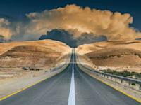 בדרך למדבר / צילום: Shutterstock