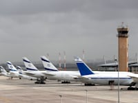 מטוסי אל על. הערכה: כ־120 מיליון דולר עדיין לא הוחזרו ללקוחות / צילום: Reuters, Ronen Zvulun