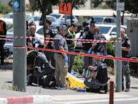 פיגוע דקירה בירושלים / צילום: Reuters