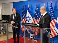 שר החוץ האמריקאי יחד עם ראש הממשלה / צילום: Matty Stern / U.S. Embassy Jerusalem