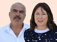 חביבה אייזלר וסאמי סעדי