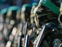 פעילי חמאס. כל ניסיון ישראלי לכיבוש הרצועה יהיה מתנה לארגון הטרור / צילום: Associated Press, John Minchillo
