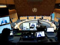 הכנס השנתי של גוף מקבלי ההחלטות בארגון הבריאות העולמי. נציגים מכ-200 מדינות השתתפו