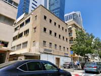 בניין לבנק לאומי בלילינבלום 31, תל אביב / צילום: איל יצהר