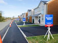 בנייה חדשה במחוז פלינטשייר בצפון בריטניה / צילום: Shutterstock