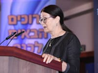 נשיאת בית המשפט העליון אסתר חיות בכנס לשכת עורכי הדין / צילום: דוברות לשכת עורכי הדין