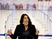 שרת התחבורה, מירי רגב / צילום: Reuters, AMIR COHEN