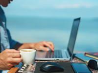 חלה עלייה בשביעות הרצון של העובדים מהבית / צילום: Shutterstock, Vitalii Matokha
