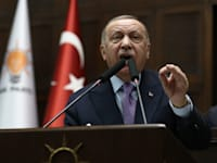 """ארדואן. תיאר עצמו כ""""אויב הריבית"""" / צילום: Associated Press, Burhan Ozbilici"""