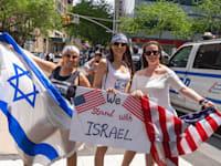 תומכים בישראל / צילום: Shutterstock