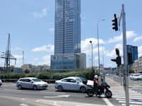 בנין ויתניה רחוב לה גארדיה פינת החרש תל אביב / צילום: איל יצהר