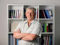 מישל סטרביצנסקי , מנהל חטיבת המחקר בנק ישראל / צילום: איל יצהר