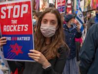 יהדות ארה''ב מפגינה תמיכה בישראל / צילום: Shutterstock