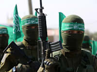 חיילי חמאס, עזה / צילום: Shutterstock