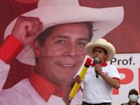 המועמד לנשיאות בפרו פדרו קסטילו
