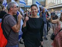 """יו""""ר מפלגת העבודה, חברת הכנסת מרב מיכאלי / צילום: כדיה לוי"""