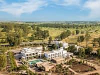 מלון פרא החדש בבית המכס ברמת הגולן / צילום: איה בן עוזרי