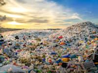 אשפת פלסטיק / צילום: Shutterstock, MOHAMED ABDULRAHEEM