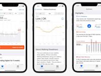 אפליקציות הבריאות החדשות של אפל / צילום: אפל