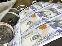 """הדפסת דולרים בארה""""ב / צילום: Shutterstock"""