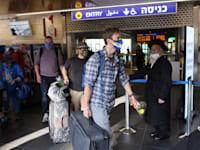 """נתב""""ג, סוף חודש מאי / צילום: Reuters, Ronen Zvulun"""