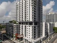 הבניין שגזית גלוב רכשה במיאמי / צילום: גזית גלוב