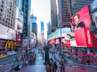 כיכר הטיימס בניו יורק / צילום: Shutterstock