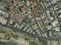 """התוכנית כוללת בנייה של 695 חדרי מלון, 640 יח""""ד, 7,136 מ""""ר של שטחי מסחר ו-53,000 מ""""ר של שטחי ציבור / הדמיה: דרמן ורבקל אדריכלים"""