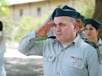 """תא""""ל עומר דגן, מפקד לוטם / צילום: כפיר שדה"""