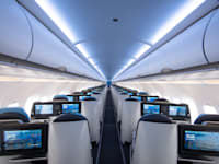 לטוס בזמן מגפה. בזמני העלייה והירידה מהמטוס, פוטנציאל ההדבקה עולה / צילום: LA COMPAGNIE