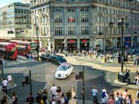 רחוב אוקספורד, בלונדון / צילום: Shutterstock, Willy Barton