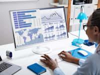 הדאטה אנליסטים הפכו לעובדים מבוקשים / צילום: Shutterstock, Andrey_Popov