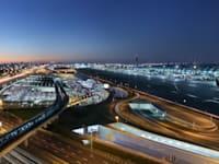 שדה התעופה בדובאי / צילום: Shutterstock