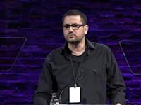 """אורן פרנק, מנכ""""ל ומייסד טוקספייס / צילום: יוטיוב"""
