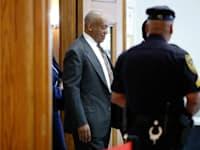 ביל קוסבי במהלך המשפט / צילום: Associated Press, Dominick Reuter