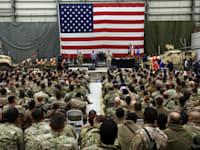 כוחות אמריקאיים באפגניסטן / צילום: Associated Press, Rahmat Gul