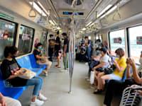 סינגפור. המדינה צלחה עד כה היטב את המגפה הגלובלית / צילום: Associated Press, Zen Soo