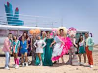 """קמפיין פרסומת של YES יס עם ספיר ברמן ונועה קירל / צילום: יח""""צ אוהד רומנו"""