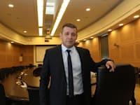 יו''ר ועדת הכספים אלכס קושניר / צילום: יוסי זמיר