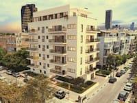 פרויקט של אלמוג בתל אביב / צילום: אתר החברה