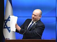 """ראש הממשלה נפתלי בנט מקיים מסיבת עיתונאים להצגת תוכנית לאומית להפחתת רגולציה / צילום: קובי גדעון-לע""""מ"""
