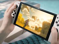 Switch OLED / צילום: הערוץ הרשמי של נינטנדו